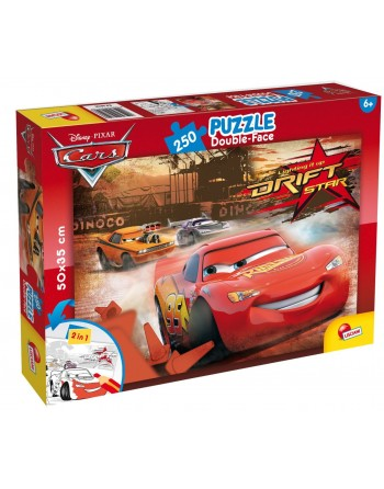 PUZZLE DF PLUS 250 CARS