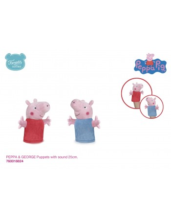 PEPPA PIG PUPPETS CON...
