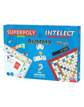 SUPERPOLY+INTELECT+RUMMY