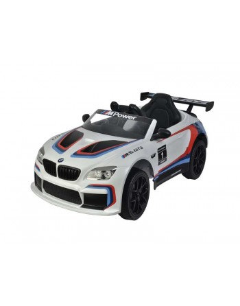 COCHE BMW 12V BLANCO