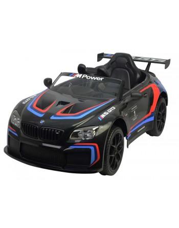 COCHE BMW 12V NEGRO