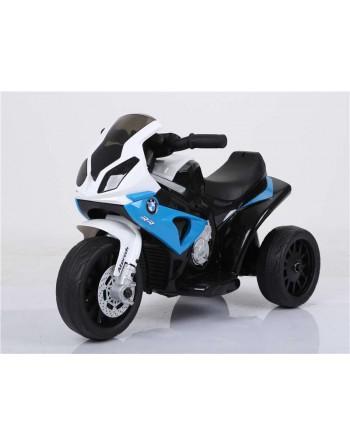 MOTO BMW 6V AZUL