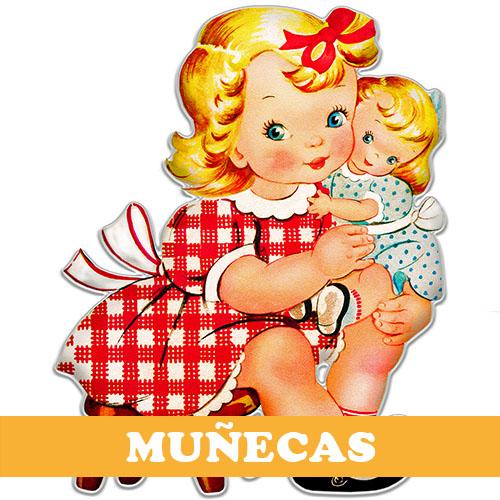 Muñecas interjuguete